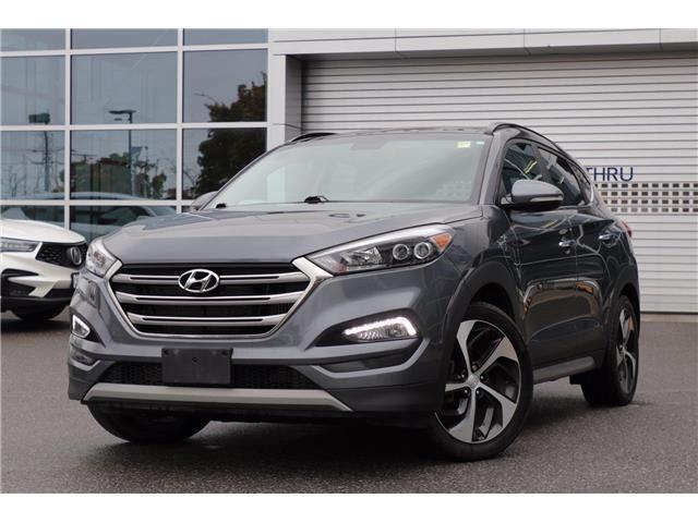 2017 Hyundai Tucson Limited (Stk: P1652A) in Ottawa - Image 1 of 30