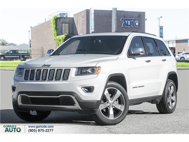 2016 Jeep Grand Cherokee Limited (Stk: 413258) in Milton - Image 1 of 24