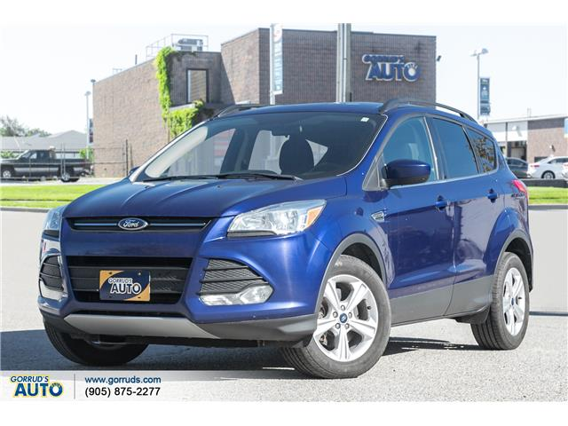 2016 Ford Escape SE (Stk: A86724) in Milton - Image 1 of 20