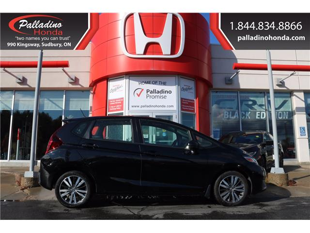 2017 Honda Fit EX (Stk: BC0089) in Greater Sudbury - Image 1 of 25