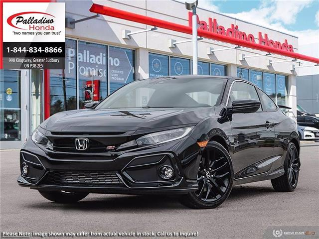 2020 Honda Civic Si Base (Stk: 22829) in Greater Sudbury - Image 1 of 23