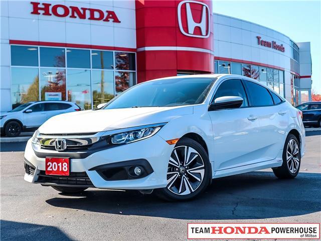 2018 Honda Civic EX-T (Stk: 3687) in Milton - Image 1 of 29