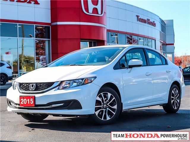 2015 Honda Civic EX (Stk: 3695) in Milton - Image 1 of 30