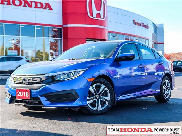 2018 Honda Civic LX (Stk: 3699) in Milton - Image 1 of 27