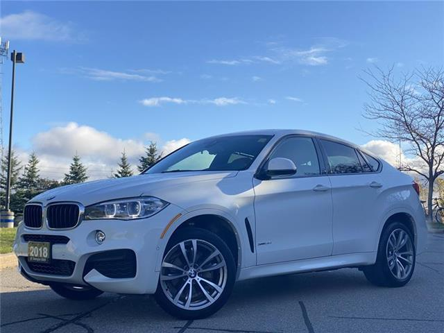 2018 BMW X6 xDrive35i (Stk: P1715) in Barrie - Image 1 of 18