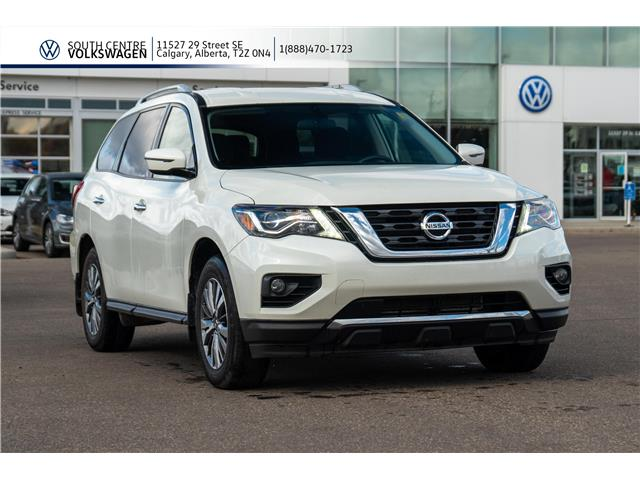 2019 Nissan Pathfinder SV Tech (Stk: 10019A) in Calgary - Image 1 of 44
