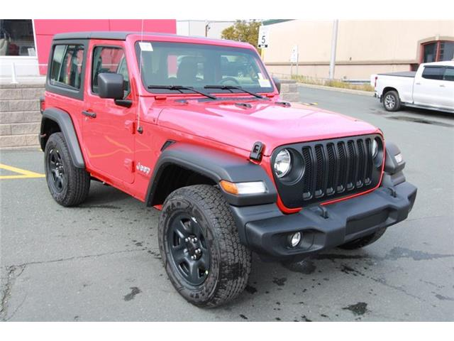 2021 Jeep Wrangler Sport (Stk: PW1200) in St. Johns - Image 1 of 19