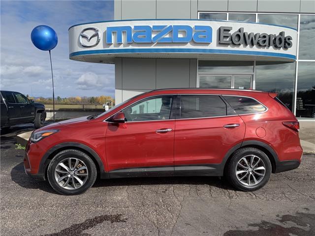 2017 Hyundai Santa Fe XL Limited (Stk: 22481) in Pembroke - Image 1 of 12