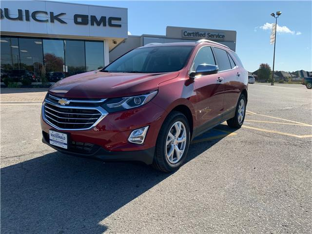 2021 Chevrolet Equinox Premier (Stk: 46978) in Strathroy - Image 1 of 7