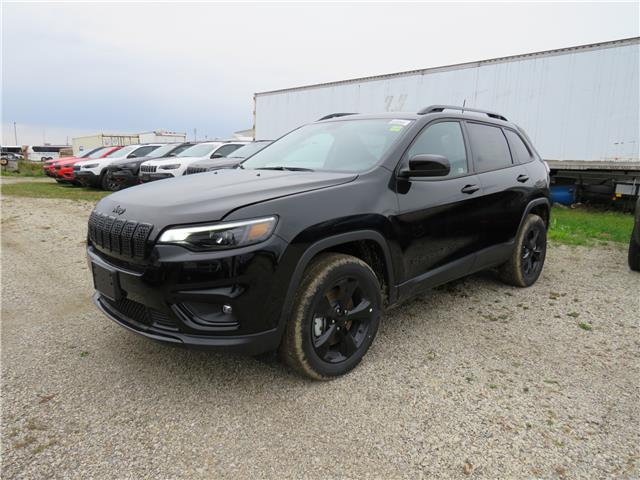 2020 Jeep Cherokee North (Stk: 95750) in St. Thomas - Image 1 of 17