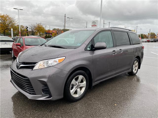 2019 Toyota Sienna LE 8-Passenger (Stk: W5170) in Cobourg - Image 1 of 1
