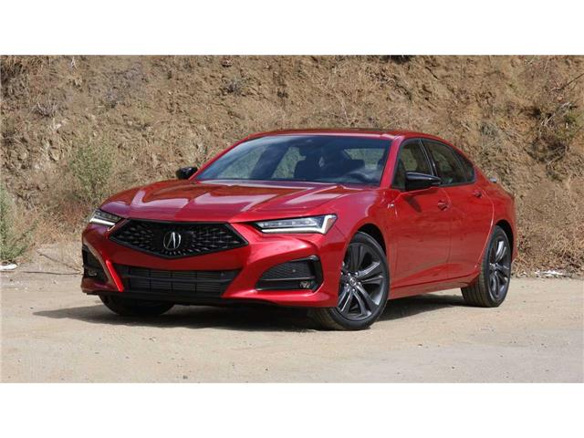 2021 Acura TLX A-Spec (Stk: 21051) in London - Image 1 of 1