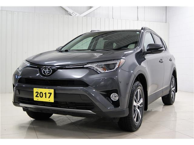 2017 Toyota RAV4 XLE (Stk: M20098A) in Sault Ste. Marie - Image 1 of 16