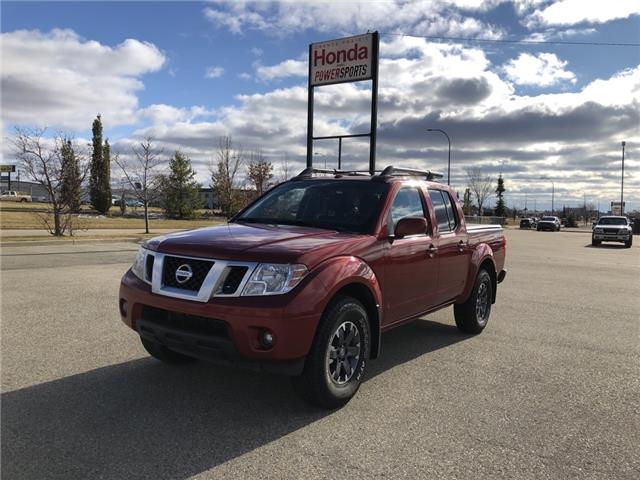 2016 Nissan Frontier PRO-4X (Stk: P20-034) in Grande Prairie - Image 1 of 14