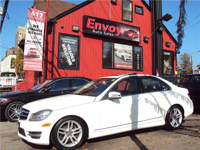 2014 Mercedes-Benz C-Class Base (Stk: ) in Ottawa - Image 1 of 30