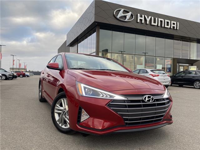 2019 Hyundai Elantra Preferred KMHD84LFXKU867494 30487B in Saskatoon