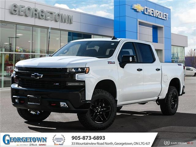 2021 Chevrolet Silverado 1500 LT Trail Boss (Stk: 32521) in Georgetown - Image 1 of 27