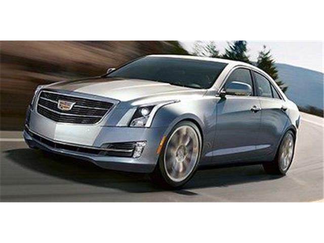 2017 Cadillac ATS 2.0L Turbo Luxury (Stk: 200687A) in Cambridge - Image 1 of 1