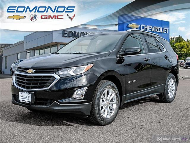 2021 Chevrolet Equinox LT (Stk: 1076) in Huntsville - Image 1 of 27