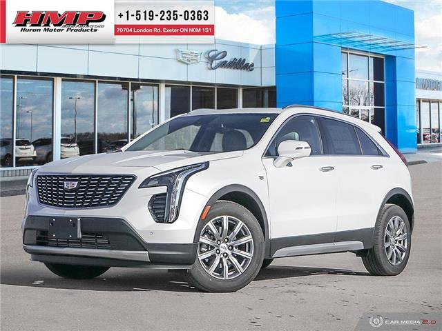 2021 Cadillac XT4 Premium Luxury (Stk: 88541) in Exeter - Image 1 of 27
