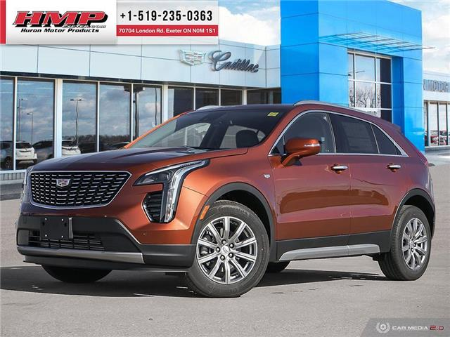 2021 Cadillac XT4 Premium Luxury (Stk: 88566) in Exeter - Image 1 of 27