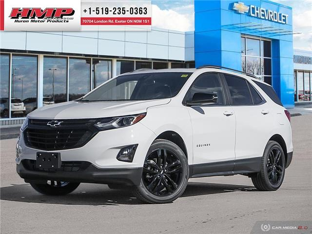 2021 Chevrolet Equinox LT (Stk: 88688) in Exeter - Image 1 of 27