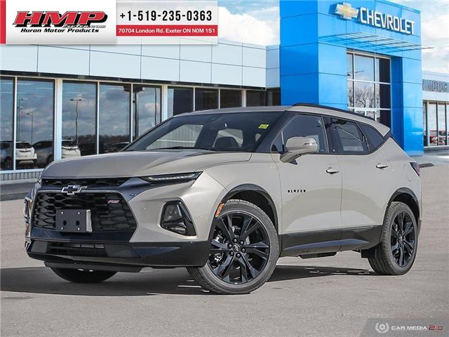 2021 Chevrolet Blazer RS (Stk: 88527) in Exeter - Image 1 of 27
