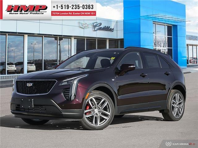 2021 Cadillac XT4 Sport (Stk: 88626) in Exeter - Image 1 of 27