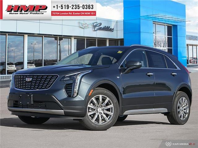 2021 Cadillac XT4 Premium Luxury (Stk: 88625) in Exeter - Image 1 of 27