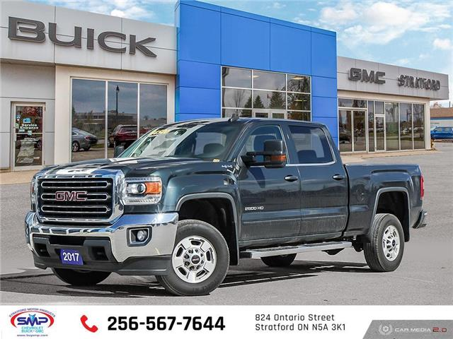 2017 GMC Sierra 2500HD SLE (Stk: TC2645XA) in Stratford - Image 1 of 27