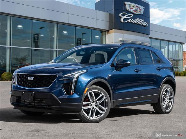 2021 Cadillac XT4 Sport (Stk: 152189) in London - Image 1 of 26