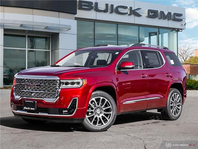 2021 GMC Acadia Denali (Stk: 152063) in London - Image 1 of 27
