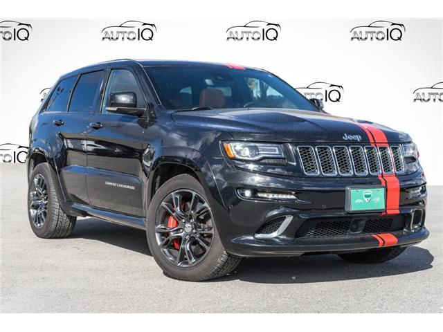 2016 Jeep Grand Cherokee SRT (Stk: 27741U) in Barrie - Image 1 of 30