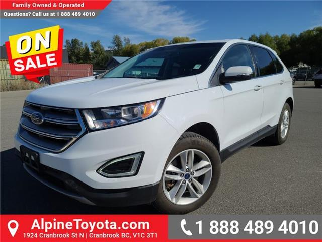2015 Ford Edge SEL (Stk: W128145A) in Cranbrook - Image 1 of 22