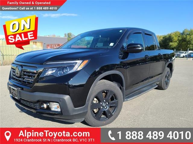 2019 Honda Ridgeline Black Edition (Stk: S515608A) in Cranbrook - Image 1 of 27
