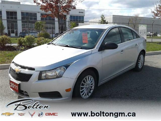 2011 Chevrolet Cruze LS (Stk: 144399A) in Bolton - Image 1 of 15