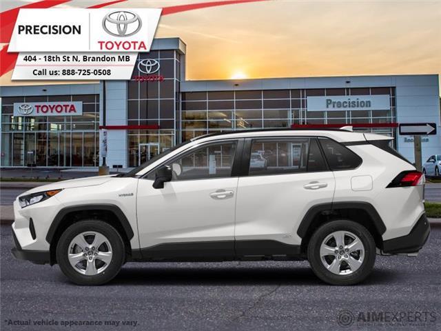 2021 Toyota RAV4 LE AWD (Stk: 21023) in Brandon - Image 1 of 1