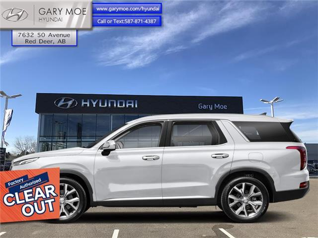 2021 Hyundai Palisade Ultimate Calligraphy (Stk: 1PL8443) in Red Deer - Image 1 of 1