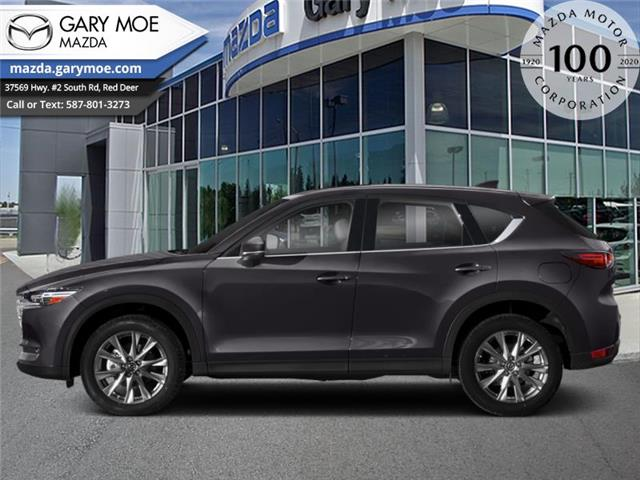 2021 Mazda CX-5 Signature (Stk: 1C55972) in Red Deer - Image 1 of 1