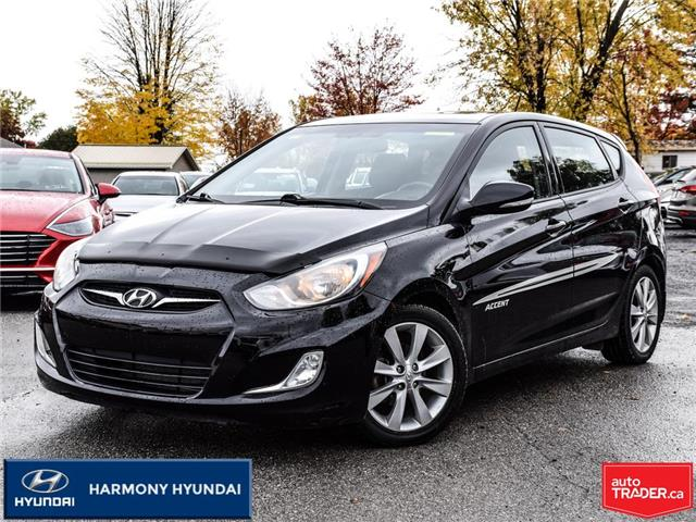 2014 Hyundai Accent GLS (Stk: P797A) in Rockland - Image 1 of 28