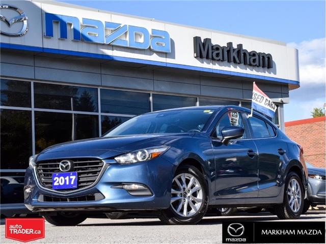 2017 Mazda Mazda3 GS (Stk: P2021) in Markham - Image 1 of 25