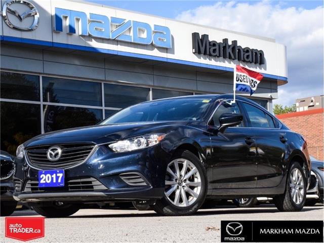 2017 Mazda MAZDA6 GS (Stk: N200414A) in Markham - Image 1 of 23