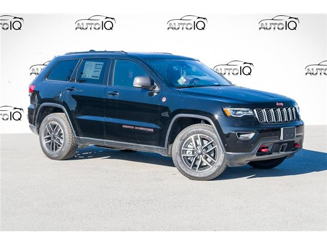 2020 Jeep Grand Cherokee Trailhawk (Stk: 34446) in Barrie - Image 1 of 30
