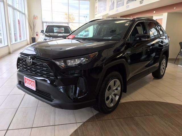 2020 Toyota RAV4 LE (Stk: TW234) in Cobourg - Image 1 of 9