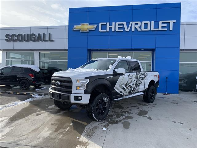 2015 Ford F-150 Lariat (Stk: 220646) in Fort MacLeod - Image 1 of 9