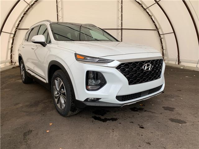 2020 Hyundai Santa Fe Preferred 2.0 w/Sun & Leather Package (Stk: 17097) in Thunder Bay - Image 1 of 17