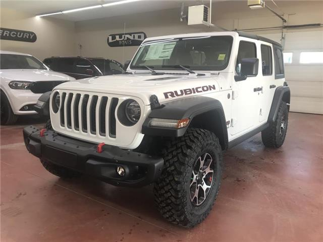 2021 Jeep Wrangler Unlimited Rubicon (Stk: T21-1) in Nipawin - Image 1 of 19
