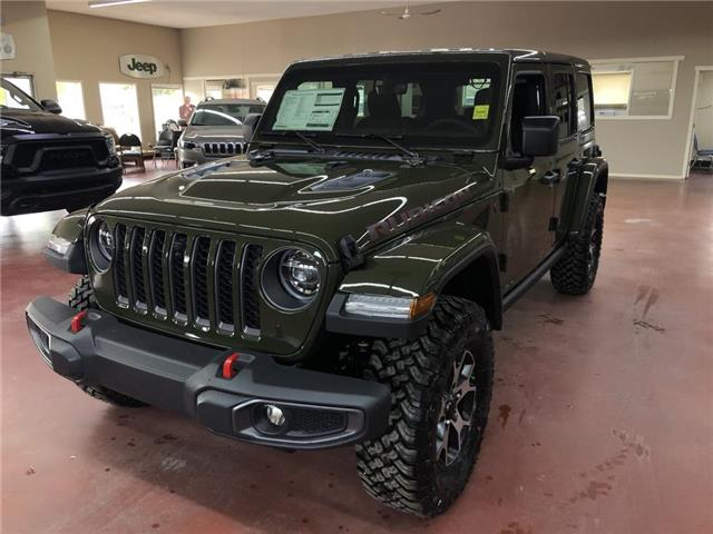 2021 Jeep Wrangler Unlimited Rubicon (Stk: T21-2) in Nipawin - Image 1 of 16