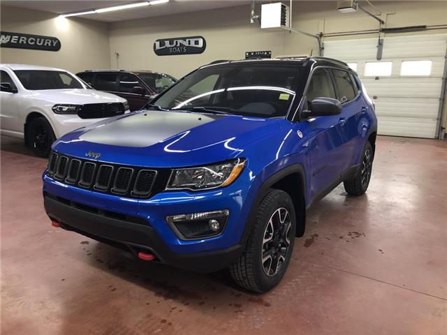 2021 Jeep Compass Trailhawk (Stk: T21-5) in Nipawin - Image 1 of 16