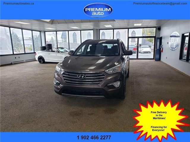 2014 Hyundai Santa Fe XL Premium (Stk: 055976) in Dartmouth - Image 1 of 22